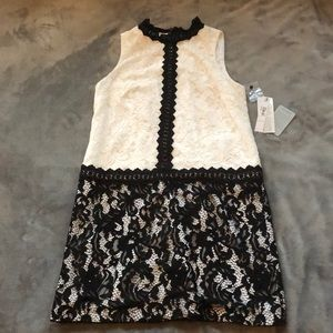 Black and White Maggie London dress